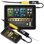 Interface de Guitarra para iPhone e iPad