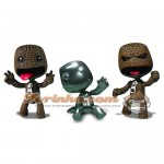 Bonequinhos Little Big Planet