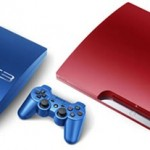 Novas cores do Playstation 3