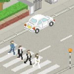 Beatles Pixelados