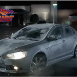 Novo comercial do Mitsubishi Lancer