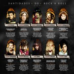 As Santidades do Rock 'n' Roll