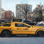 Taxi DeLorean