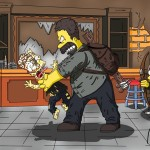 The Last of Us versão Simpsons