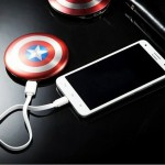 Power Bank Capitão America