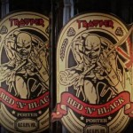 Nova cerveja do Iron Maiden: Trooper Red N'Black